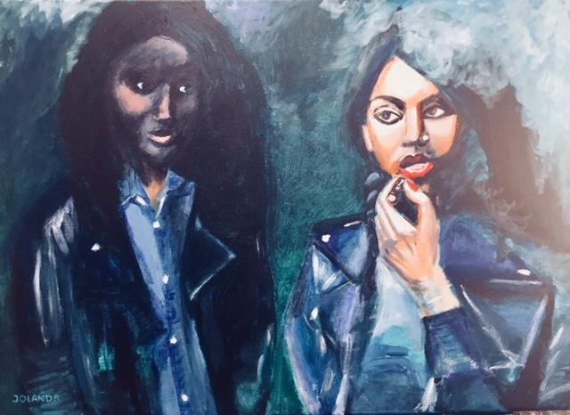 Banlieues meisjes 4 | Atelier45