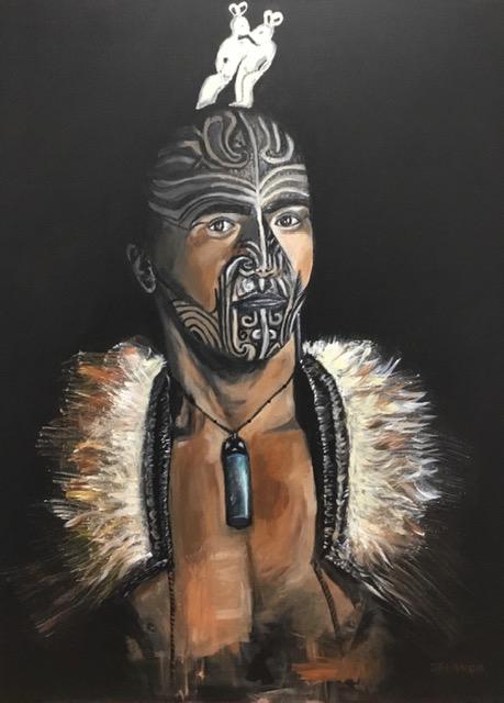 Maori man | Atelier45