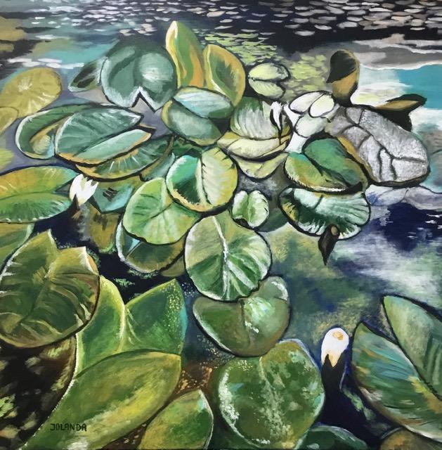 Floating leaves II | Atelier45