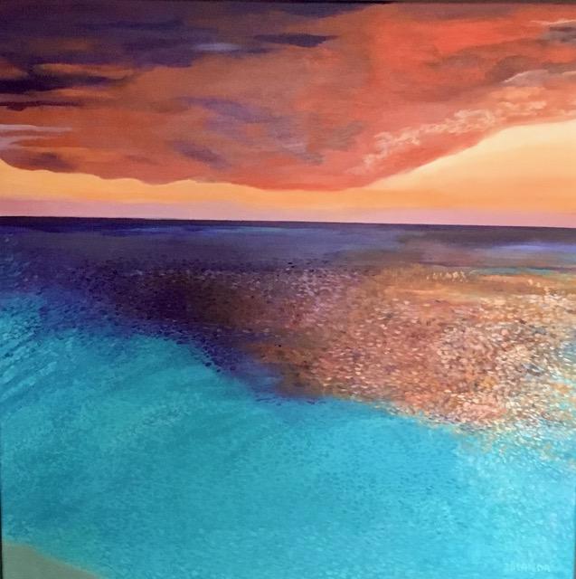 Sunset in paradice   Atelier45
