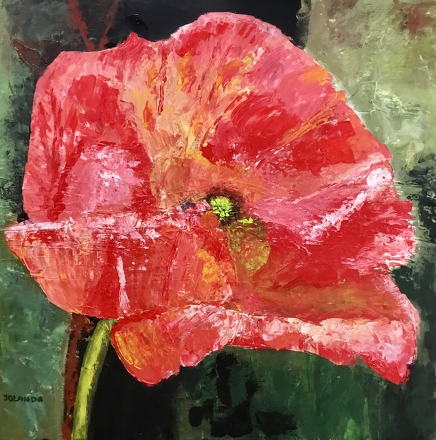 Flower in red | Atelier45